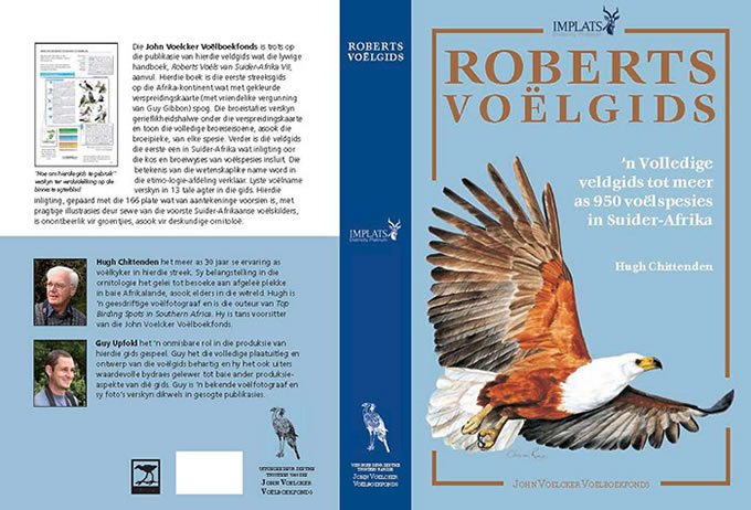 Afrikaans Roberts Field Guide