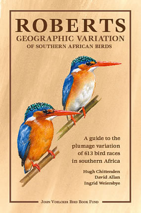 Geographical Variation in Birds